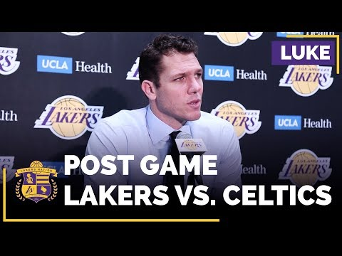 Video: Luke Walton Says Lakers Need To 'Relax' At Free Throw Line