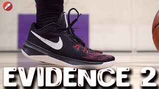 Download Lagu Nike Zoom Evidence 2 Performance Review! $90 Budget Model Good?? Mp3