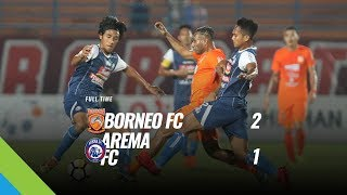 Download Video [Pekan 3] Cuplikan Pertandingan Borneo FC vs Arema FC, 10 April 2018 MP3 3GP MP4