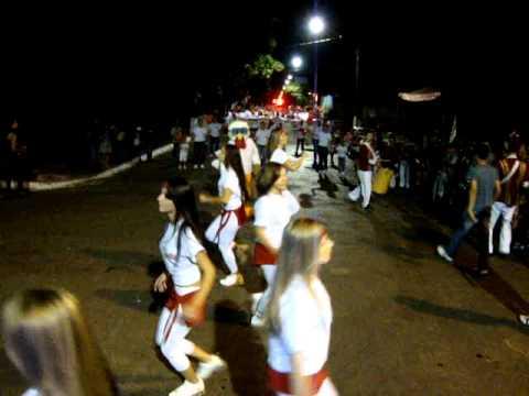 Dança da Sadia - Desfile de Buriti Alegre