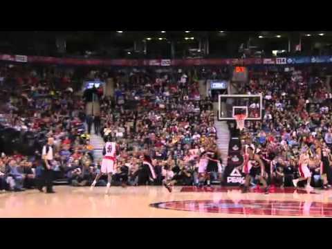 Portland Trail Blazers 79 – Toronto Raptors 102