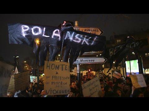 Πάνδημο «κατηγορώ» κατά του Πολάνσκι