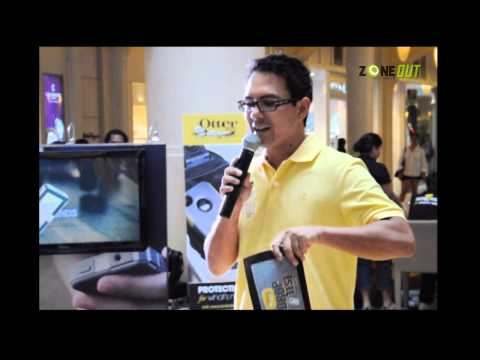 Otterbox Drop Test Tour - Kick Off at Power Plant Mall