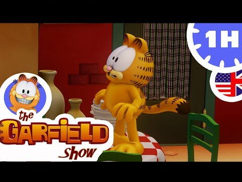 THE GARFIELD SHOW - 1 Hour - Compilation #08