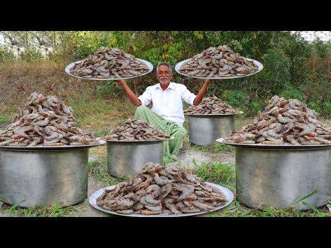 Giant Loose prawns   Big Shrimp Snacks By Grandpa Recipe   Grandpa Kitchen - Thời lượng: 11 phút.