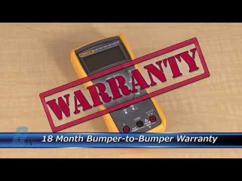 Get Fluke Digital Multimeter - DMM Repair