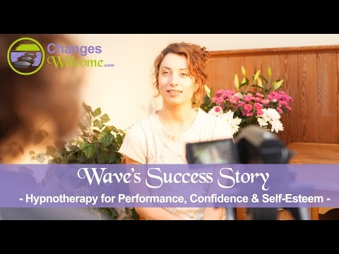 Wave's Success Story - Changes Welcome Hypnotherapy