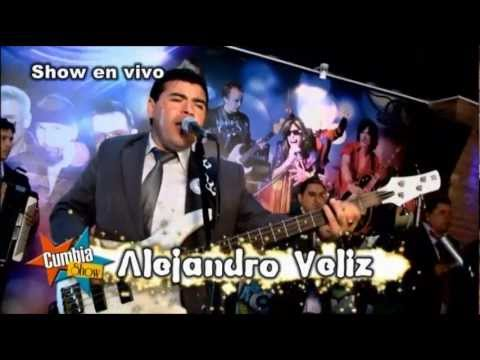Alejandro y Los Veliz Veliz - En Vivo en Cumbia Show (3/4)