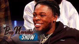 Yxng Bane Discusses His Performance with Nicki Minaj | The Big Narstie Show