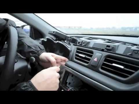 Как снять магнитолу киа рио 2012 фотка