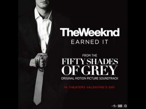 Video The Weeknd Earned It from Fifty Shades of Grey Soundtrack HQ Remastered Extended download in MP3, 3GP, MP4, WEBM, AVI, FLV January 2017