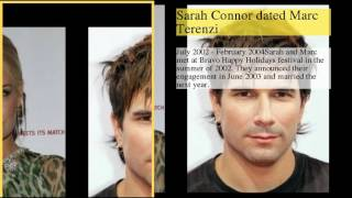 be creativo  Subscribe today and give the gift of knowledge to yourself or a friend Sarah Connor Dating History1 : Sarah Connor Dating History2 : Sarah Connor dated Marc Terenzi
