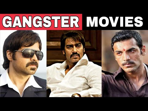 Top 10 Gangster/Mafia Movies In Bollywood | Underworld Movies | Explained In Hindi