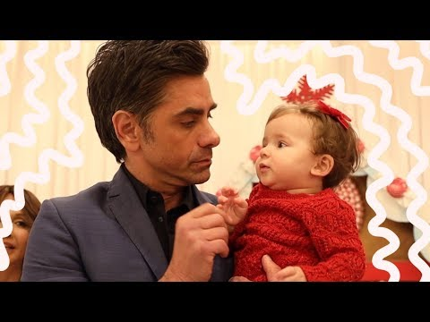 JOHN STAMOS STOLE OUR BABY