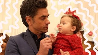 JOHN STAMOS STOLE OUR BABY 😂