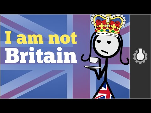UK - The United Kingdom vs Great Britain, England and much more. *T-Shirts for sale!* Help support more videos: http://goo.gl/1Wlnd Grey's blog: http://www.cgpgre...