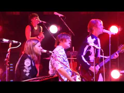 WATCH: Arcade Fire covers 'Motownphilly'