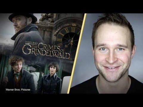 """Crimes of Grindlewald"" not progressive enough for Potter fans   Ben Davies"