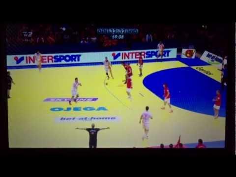 Denmark vs Macedonia 33-32 EM 2012