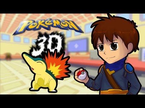Pokemon 3D - СИНИЙ КРОТ С ОГНЕННЫМ ХВОСТОМ
