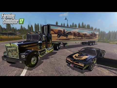 Smokey and the Bandit Set v1.0.0.0
