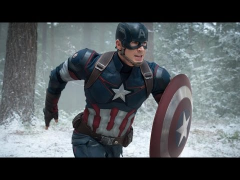 AVENGERS: AGE OF ULTRON – Chris Evans Set Visit Report