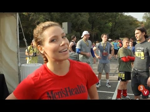 Lauren Takes On the Men's Health URBANATHLON