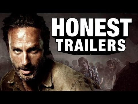Honest Trailer for The Walking Dead