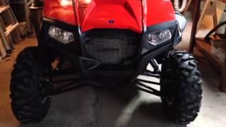 9. 2014 Polaris RZR 800 S Walkaround with Bearclaw Doors