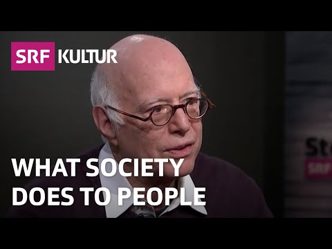 Richard Sennett: And What About People? | SRF Sternstunde Philosophie