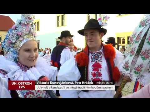 TVS: Uherský Ostroh - Hody s právem