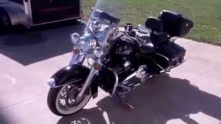 10. 2012 Harley Davidson Road King Classic