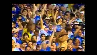 O melhor do futebol em: http://realcaqui.com/Reportagem da Rede Globo.Cruzeiro 2 x 1 Paysandú