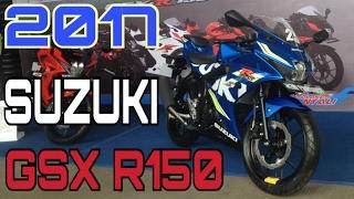 Video Test Ride 2017 Suzuki GSX R150 MP3, 3GP, MP4, WEBM, AVI, FLV April 2017