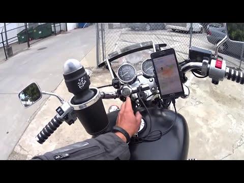 Обзор мотоцикла Honda Magna 750 (видео)