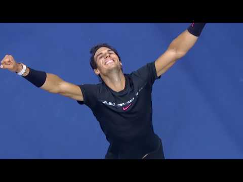 US Open 50 for 50: Rafael Nadal, 2010, 2013 and 2017 US Open Champion
