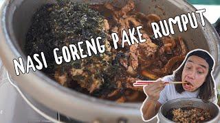 Video GILA!! Bikin Nasi Goreng PAKE RUMPUT!!! MP3, 3GP, MP4, WEBM, AVI, FLV Januari 2019