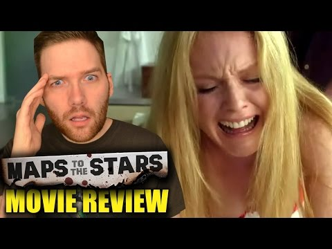 Maps to the Stars – Movie Review