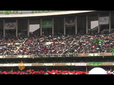 years - Kenya is celebrating 50 years of independence. Thousands filled the stands of the Kasarani Stadium to celebrate the milestone. Al Jazeera's Peter Greste ...