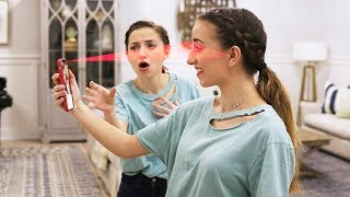 Video Will the iPhone X Facial Recognition Work on Identical Twins?!? | 12 Days of Vlogmas Day #8 MP3, 3GP, MP4, WEBM, AVI, FLV Maret 2018