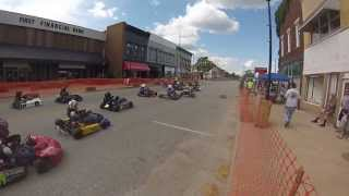 2013 Clinton Grand Prix Montage