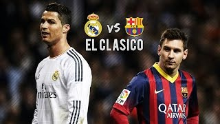 Real Madrid Vs Barcelona ElClassico Live Santiago bernabeu Stadium ! Epic El Classico Ever !