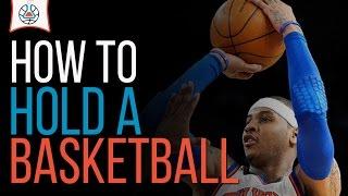 Shooting Myth #1: Keep The Ball Off Your Palm!