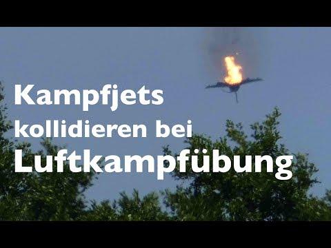 Eurofighter-Abstürze: Ein Pilot stirbt bei Absturz vo ...