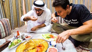 Video The Ultimate DUBAI FOOD TOUR - Street Food and Emirati Cuisine in Dubai, UAE! MP3, 3GP, MP4, WEBM, AVI, FLV Desember 2018