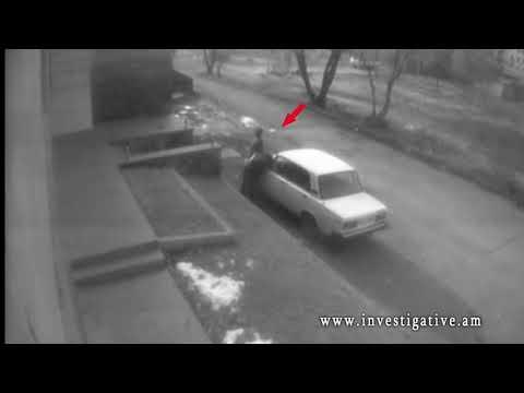 Գողություն ավտոմեքենայից (տեսանյութ)