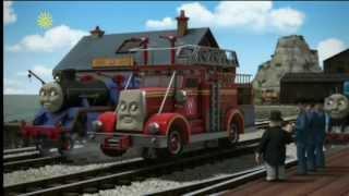 Too Many Fire Engines - UK - HD