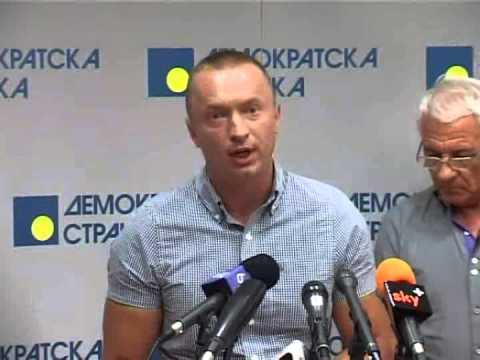 Бојан Пајтић и Верољуб Стевановић: Формирање опозиционог блока до јесени