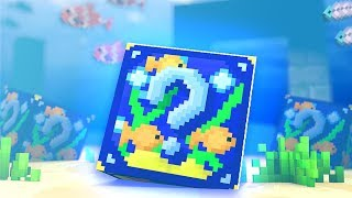 *Brand New* Oceanic Lucky Block Aquarium Battle - Minecraft Modded Minigame   JeromeASF