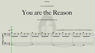 Video You are the Reason MP3, 3GP, MP4, WEBM, AVI, FLV Agustus 2018